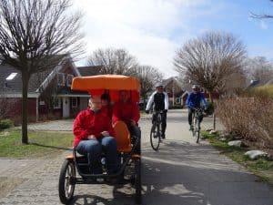 Unsere Fahrradvermietung