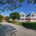 Ferienhaus Kolumbus XL mit Balkon & Terrasse inkl. Nebenkosten in Wendisch Rietz