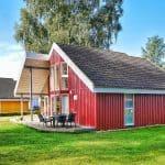 Ferienhaus Seerose XL inkl. Nebenkosten in Wendisch Rietz