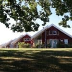 Ferienhaus Seeperle 1. Reihe zum See in Wendisch Rietz