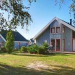 Ferienhaus Seerose 1. Reihe zum See in Wendisch Rietz