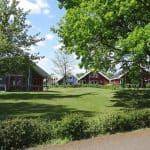 Ferienhaus Seeperle 1. Reihe zum See mit Whirlpool in Wendisch Rietz