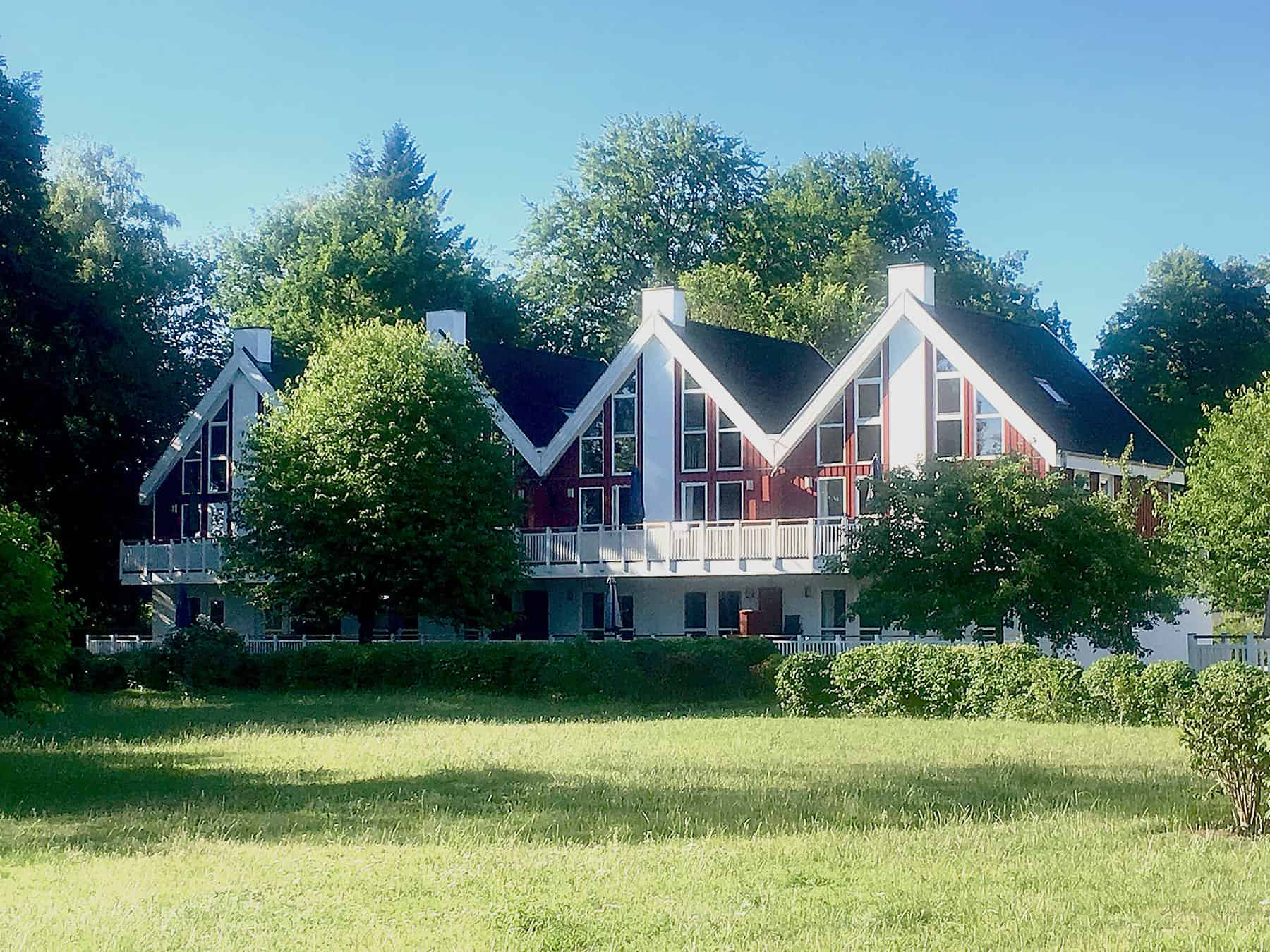 Ferienhaus Bornholm in Bad Saarow