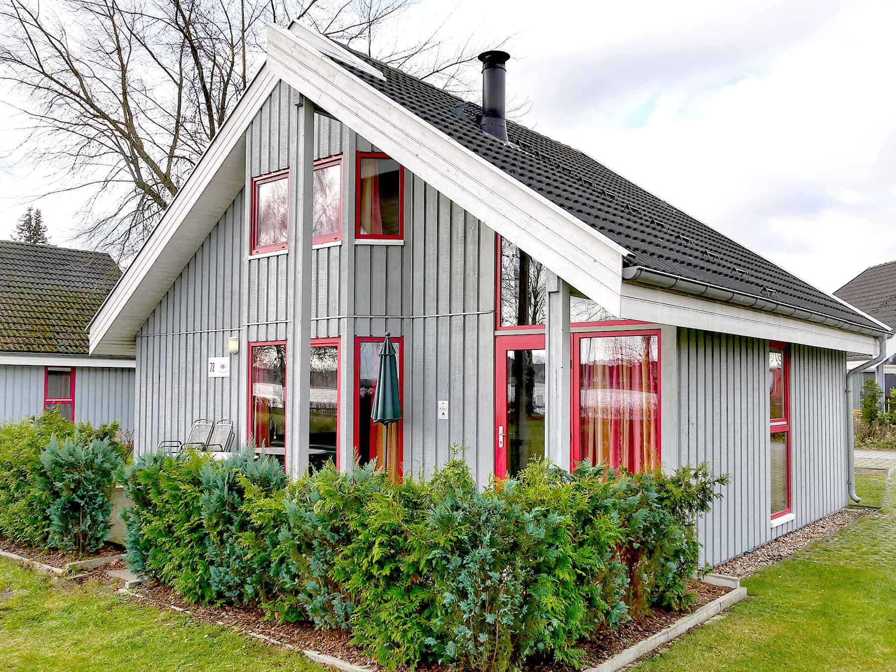Ferienhaus Seeperle in Wendisch Rietz
