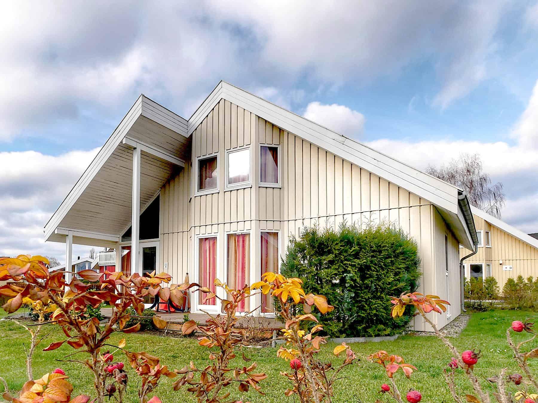 Ferienhaus Seeperle mit Whirlpool inkl. Nebenkosten in Wendisch Rietz