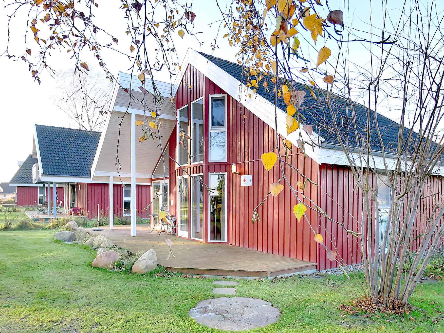 Ferienhaus Seeperle XL mit Whirlpool in Wendisch Rietz