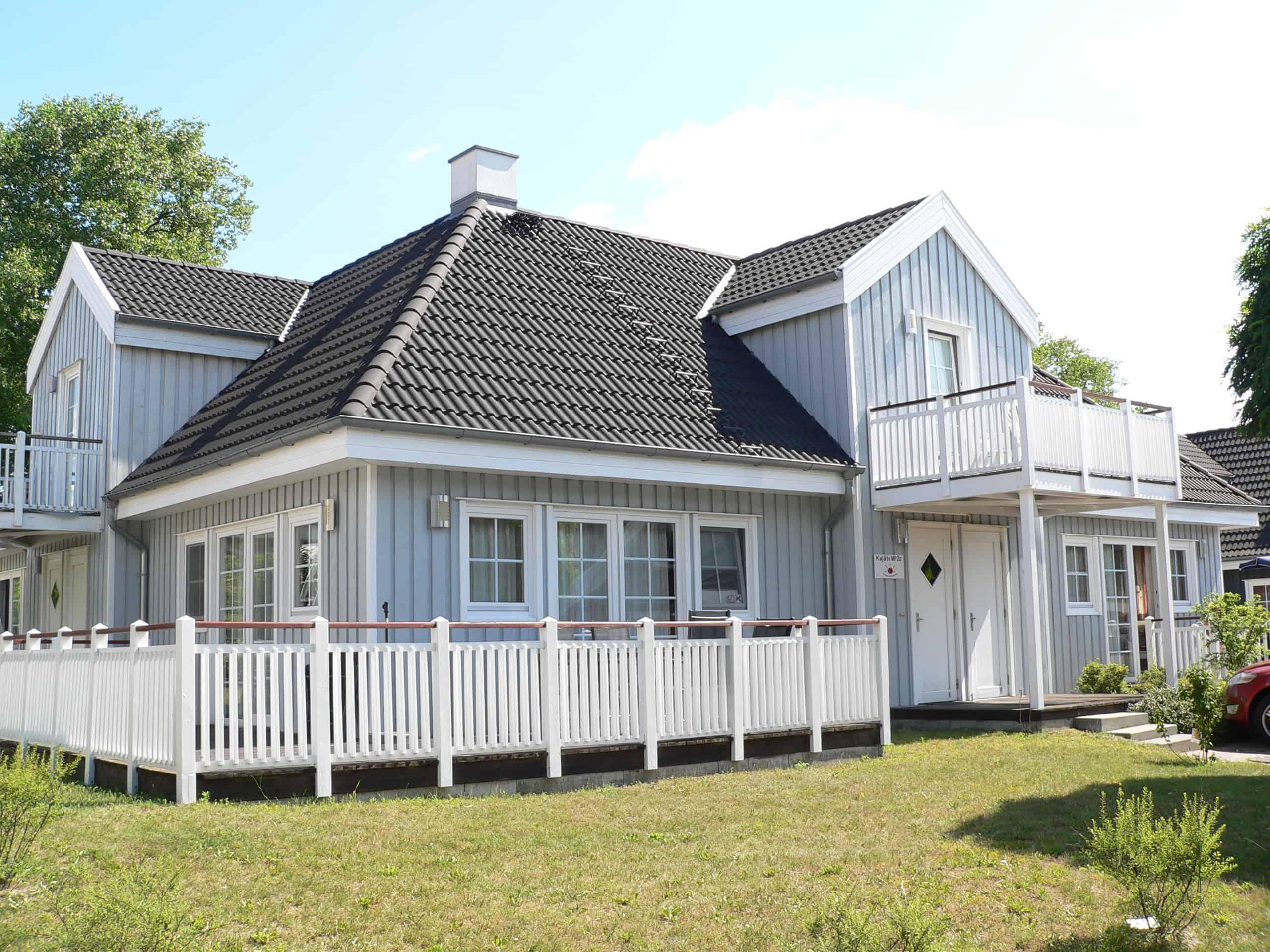 Ferienhaus Kajüte XL inkl. Nebenkosten in Wendisch Rietz