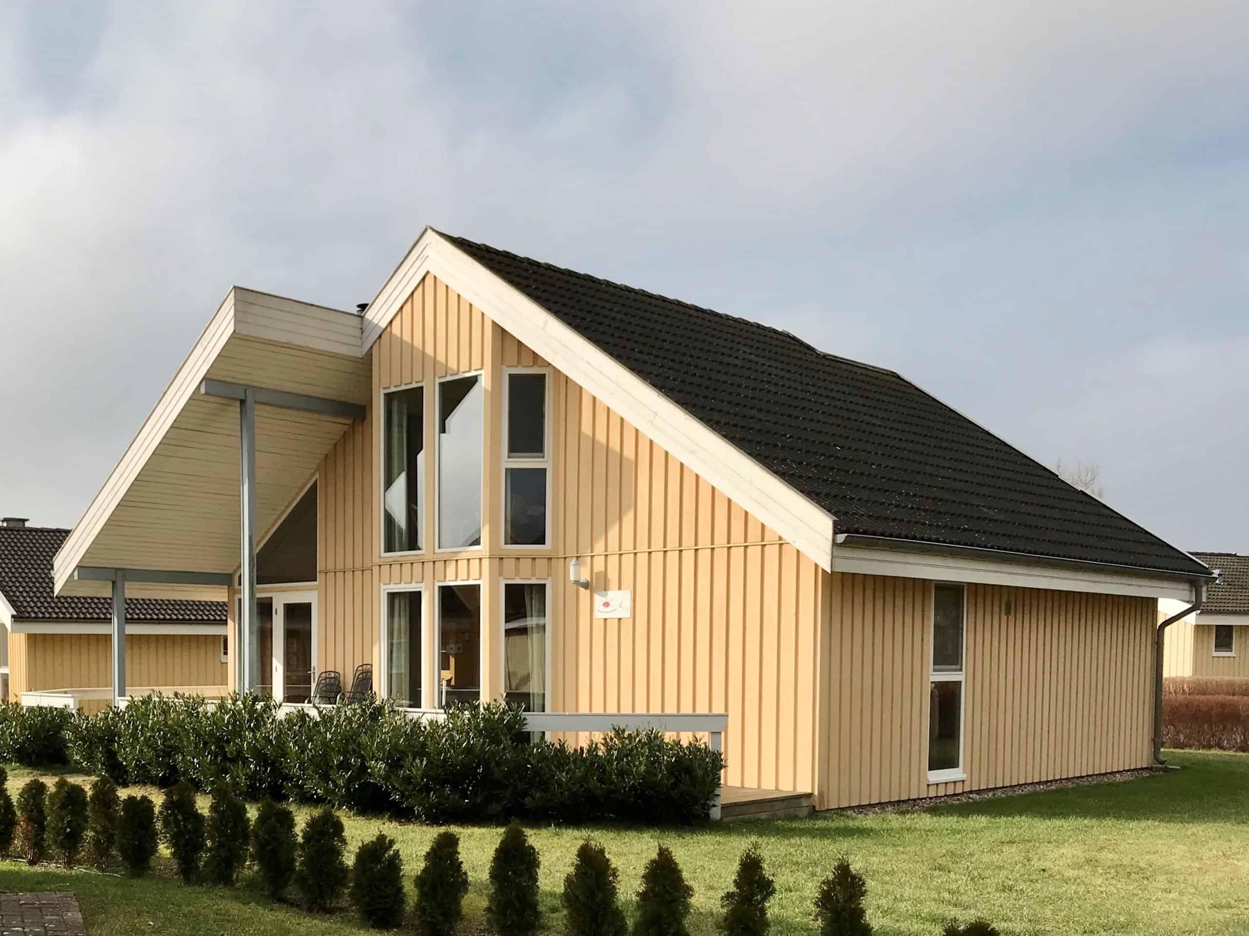 Ferienhaus Seerose mit Whirlpool inkl. Nebenkosten in Wendisch Rietz